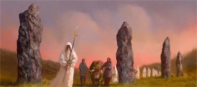 Tag ivin sur Bienvenue à Minas Tirith ! Groupe15