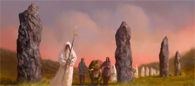 Tag seorsa sur Bienvenue à Minas Tirith ! Groupe15
