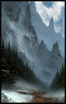 Tag neven sur Bienvenue à Minas Tirith ! Paysag10