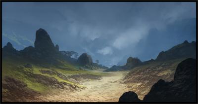 Tag neven sur Bienvenue à Minas Tirith ! Paysag11