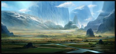 Tag neven sur Bienvenue à Minas Tirith ! Paysag12