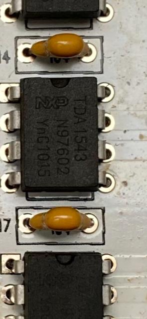 Avis pour amélioration Dac Muse TDA1543x4 Dac-0310