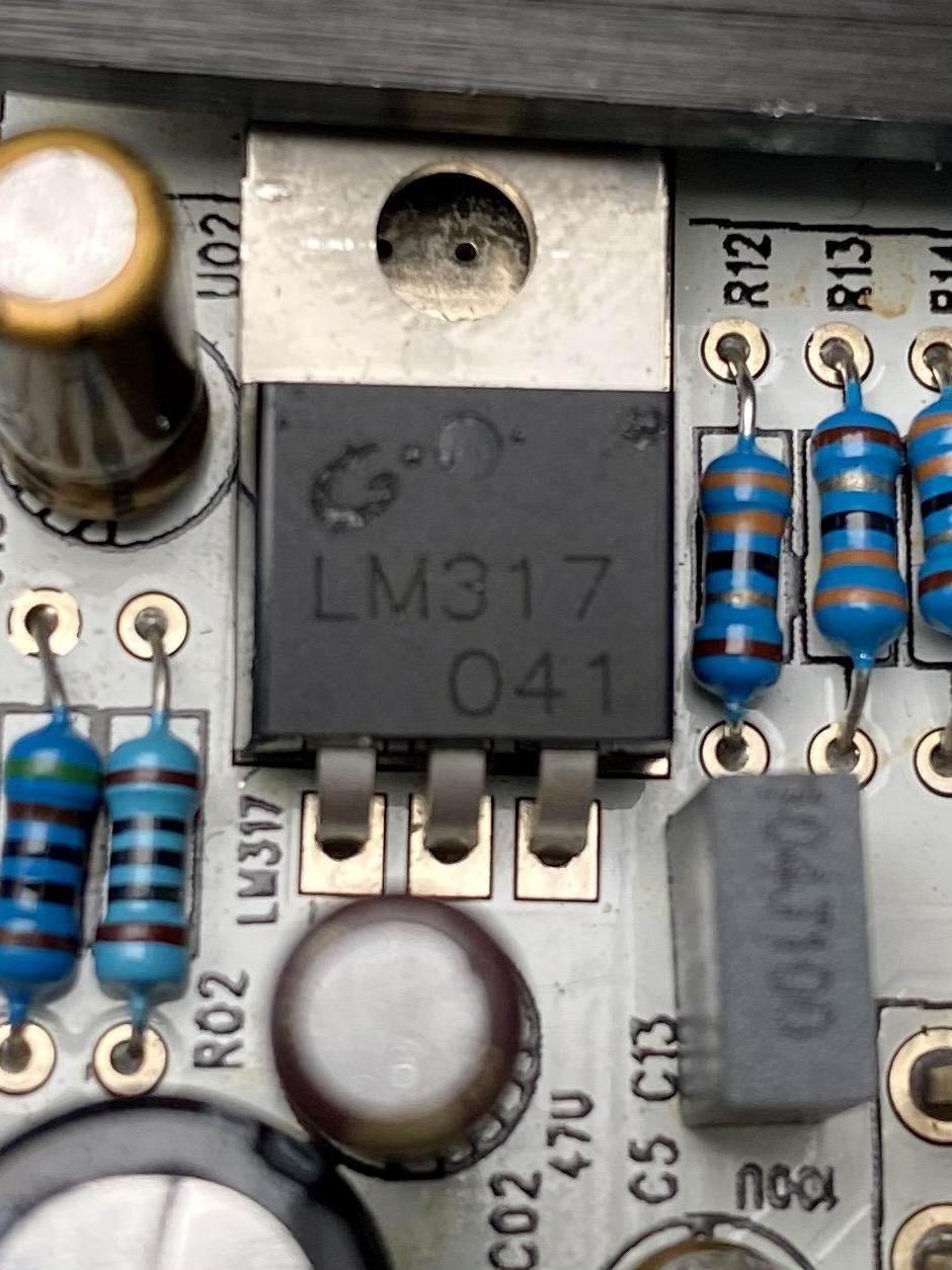 Avis pour amélioration Dac Muse TDA1543x4 Dac-0410