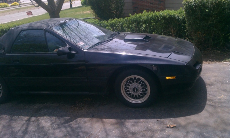 1988 Rx7 Turbo Rx710