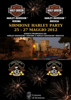 25/26/27 mag - Sirmione Harley Party Imager10