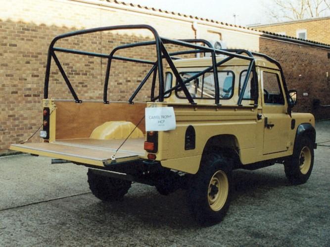 land - BabyBoy's Land Rover D110 V2 47_13110