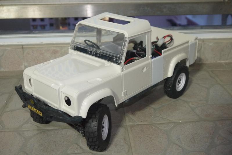land - BabyBoy's Land Rover D110 V2 P1060710