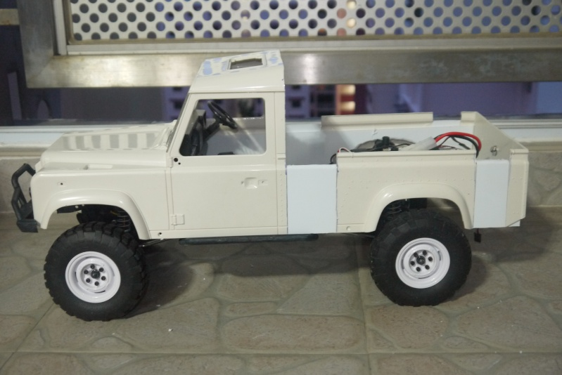 land - BabyBoy's Land Rover D110 V2 P1060711