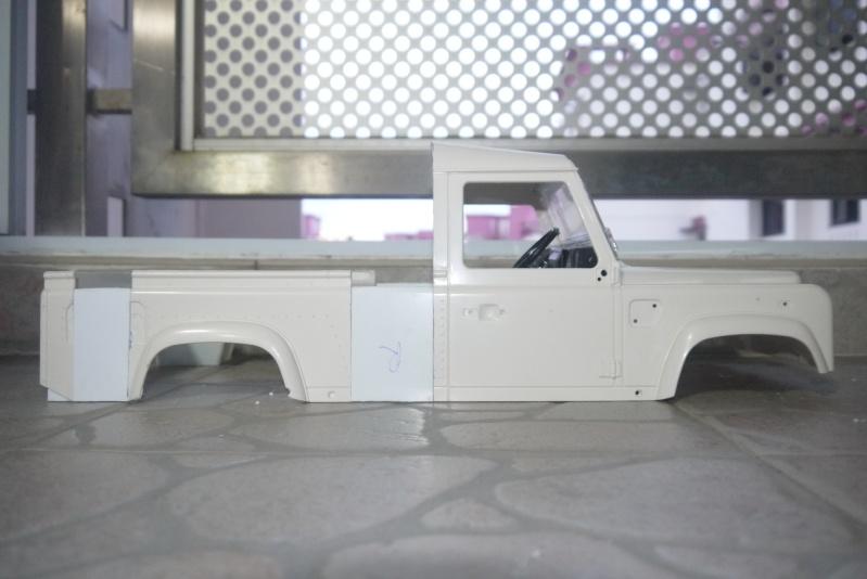 land - BabyBoy's Land Rover D110 V2 P1060716