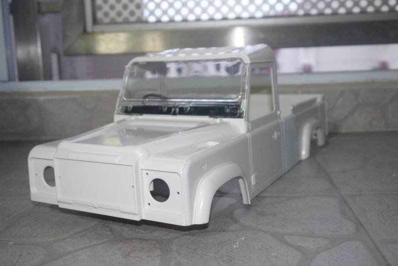 land - BabyBoy's Land Rover D110 V2 P1060717