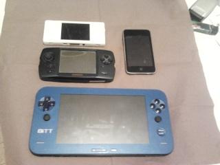 [TEST] Q-Ware Bitt Gametablet. 2012-014
