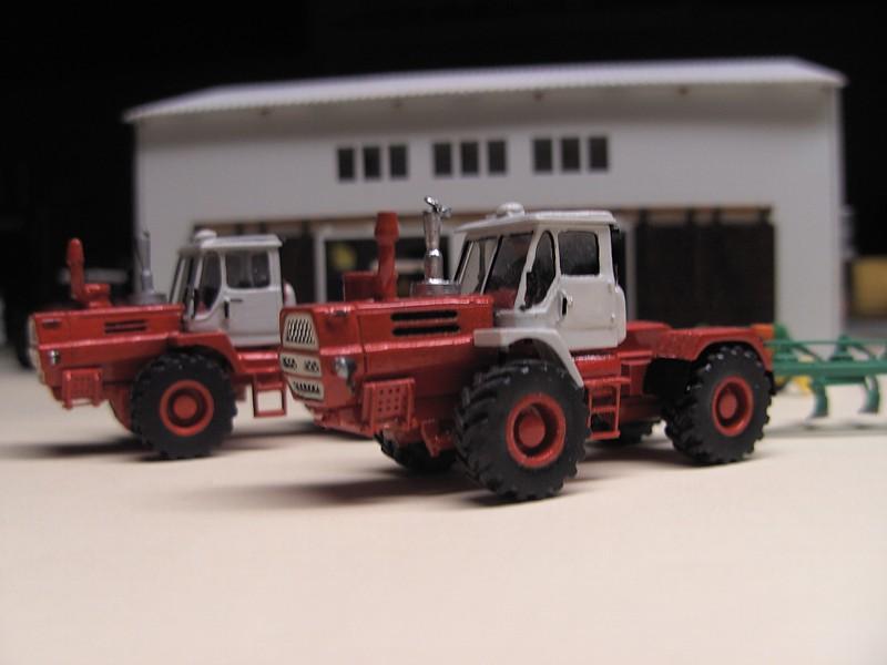 Meine Um-und Neubauten von Landmaschinen KS6 082110