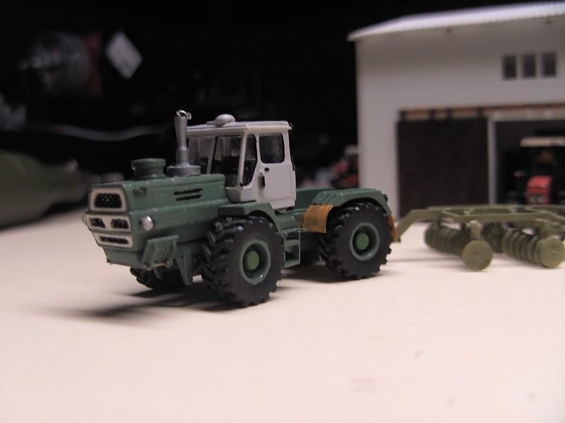 Meine Um-und Neubauten von Landmaschinen KS6 83310
