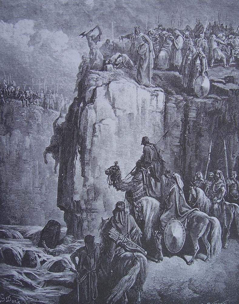 La Bible illustrée par Gustave Doré - Page 4 Gravu101