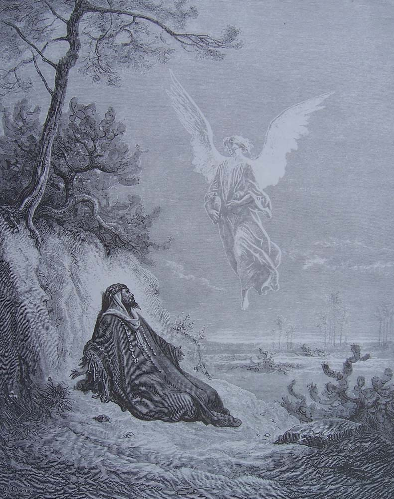 La Bible illustrée par Gustave Doré - Page 4 Gravu102