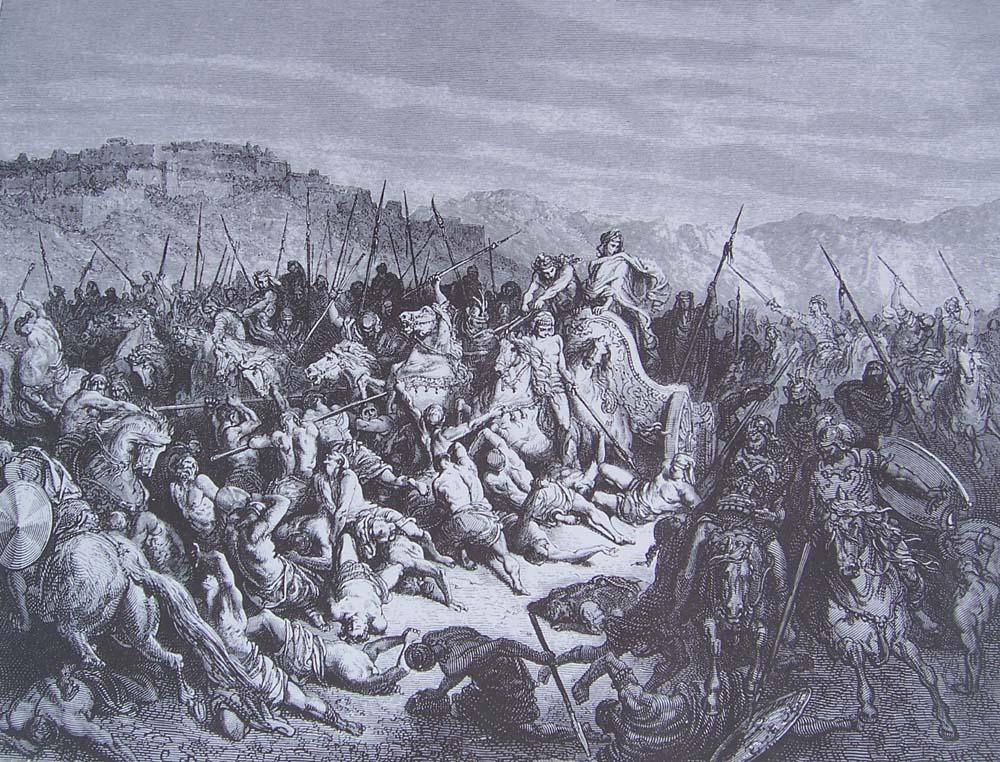 La Bible illustrée par Gustave Doré - Page 4 Gravu103