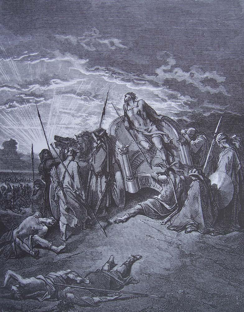 La Bible illustrée par Gustave Doré - Page 4 Gravu104