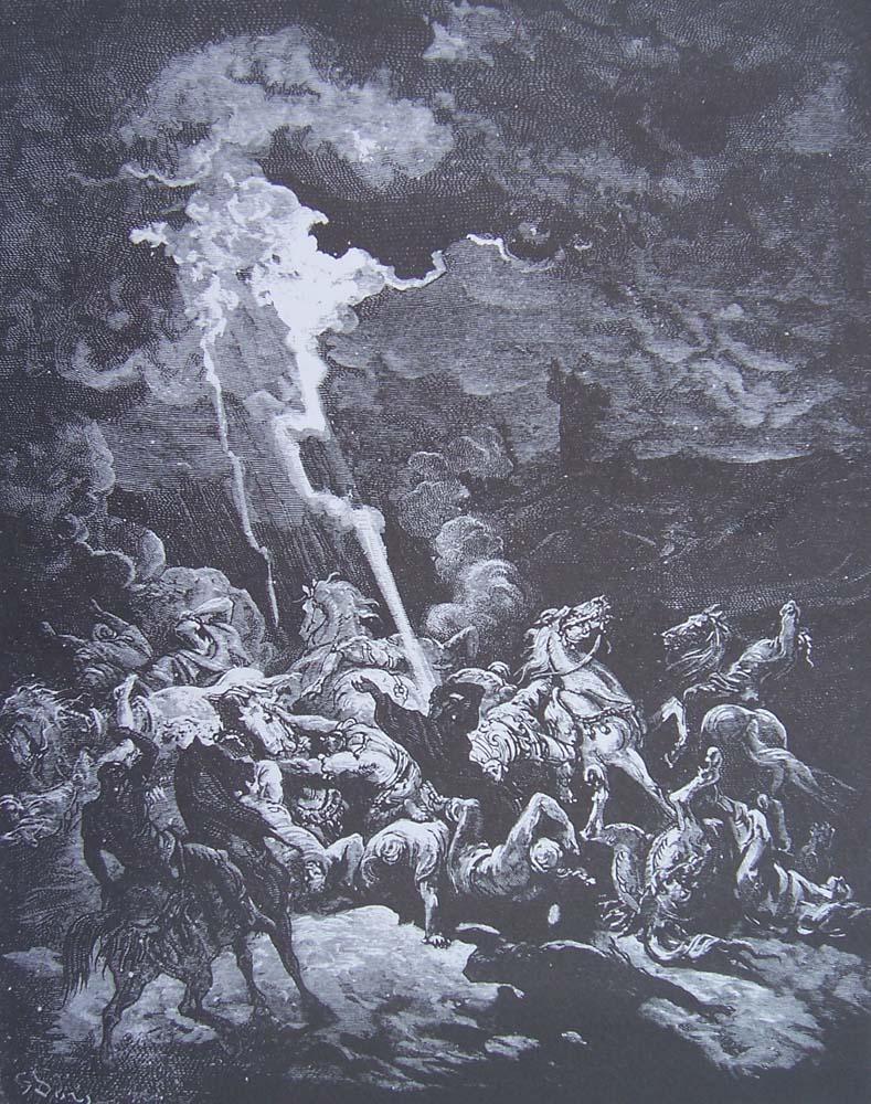 La Bible illustrée par Gustave Doré - Page 4 Gravu105