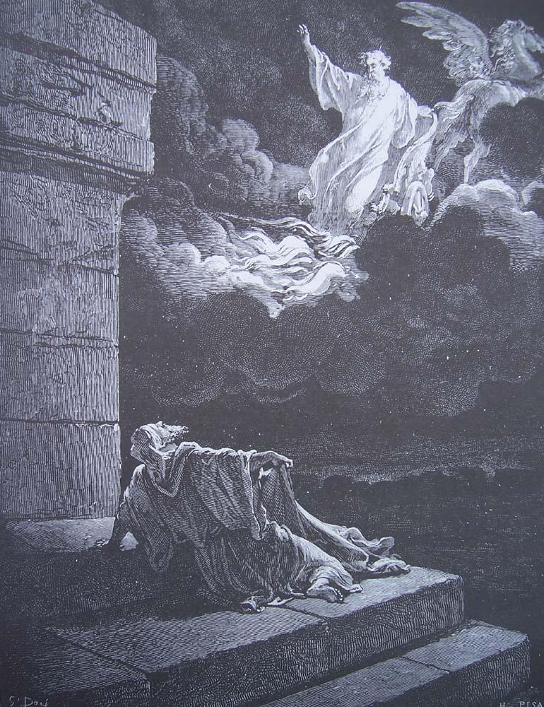 La Bible illustrée par Gustave Doré - Page 4 Gravu106