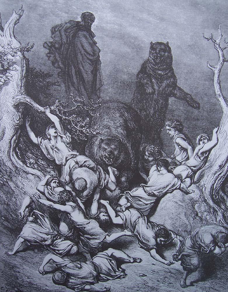 La Bible illustrée par Gustave Doré - Page 4 Gravu107