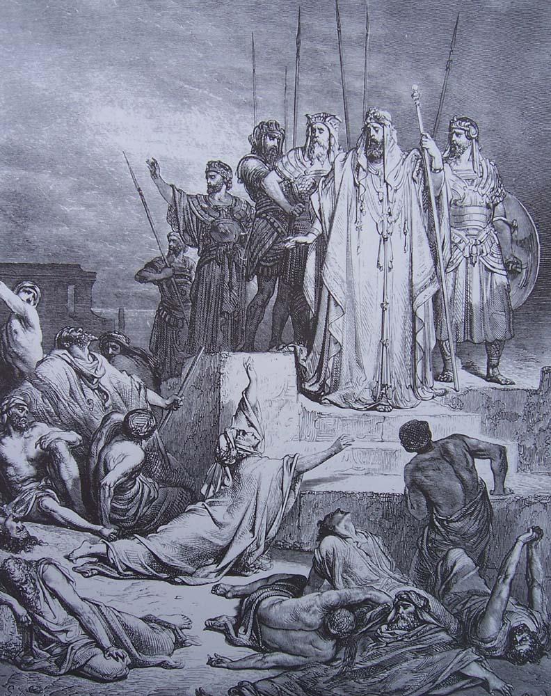 La Bible illustrée par Gustave Doré - Page 5 Gravu108