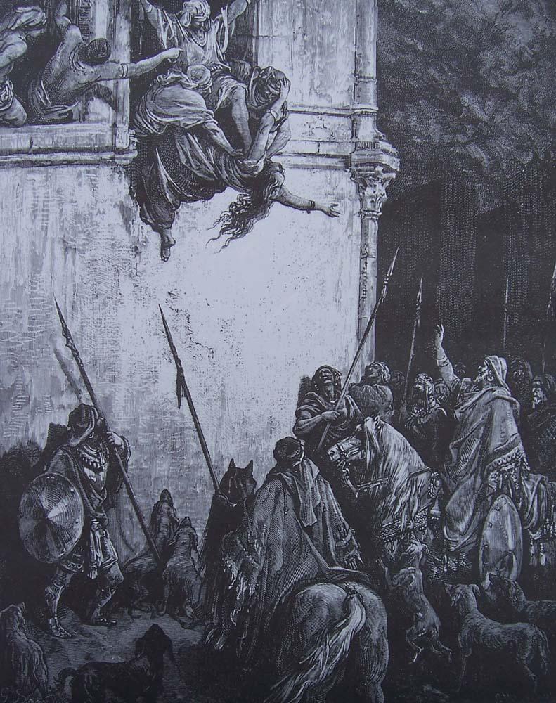 La Bible illustrée par Gustave Doré - Page 5 Gravu109