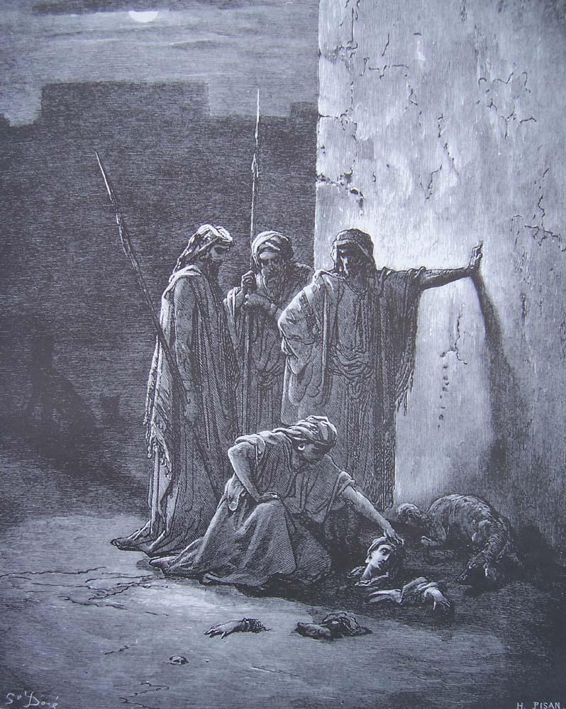 La Bible illustrée par Gustave Doré - Page 5 Gravu110
