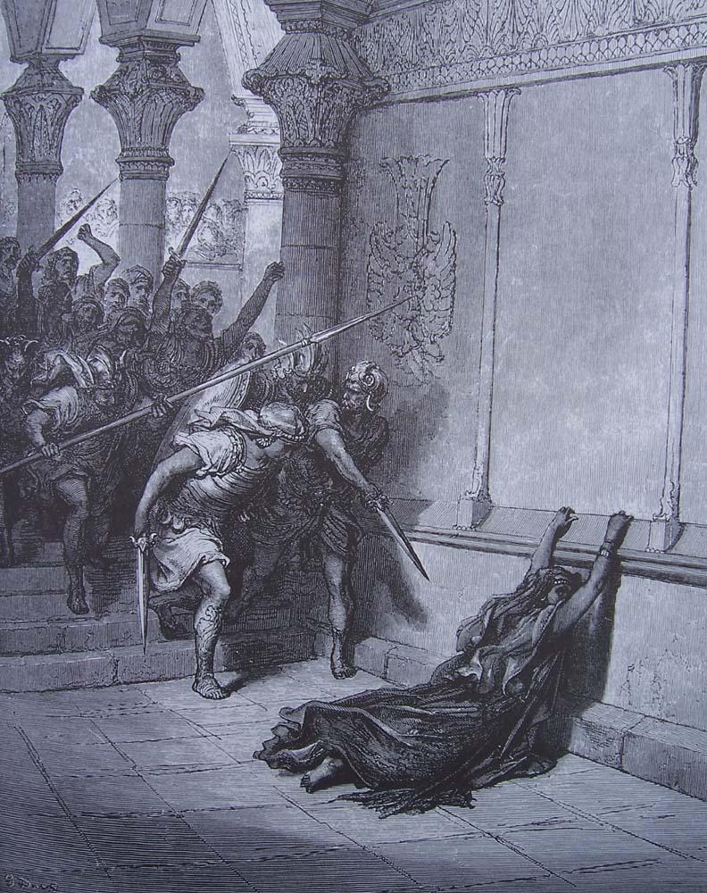 La Bible illustrée par Gustave Doré - Page 5 Gravu111