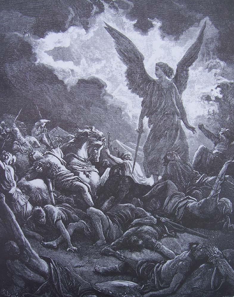 La Bible illustrée par Gustave Doré - Page 5 Gravu113