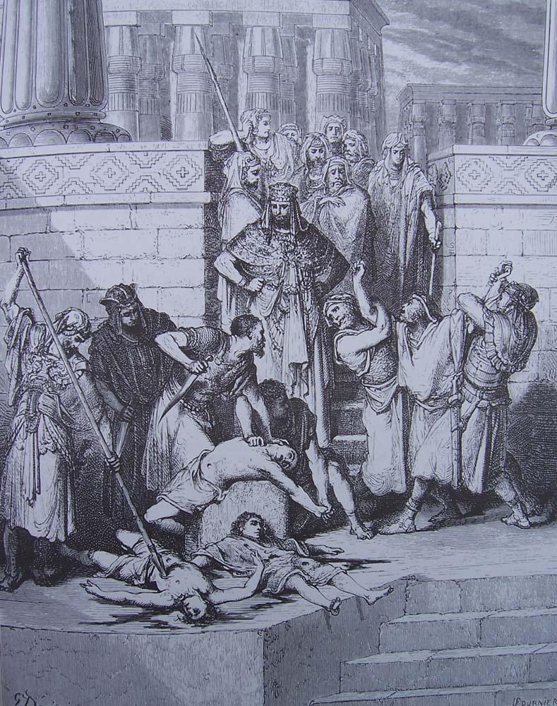 La Bible illustrée par Gustave Doré - Page 5 Gravu114