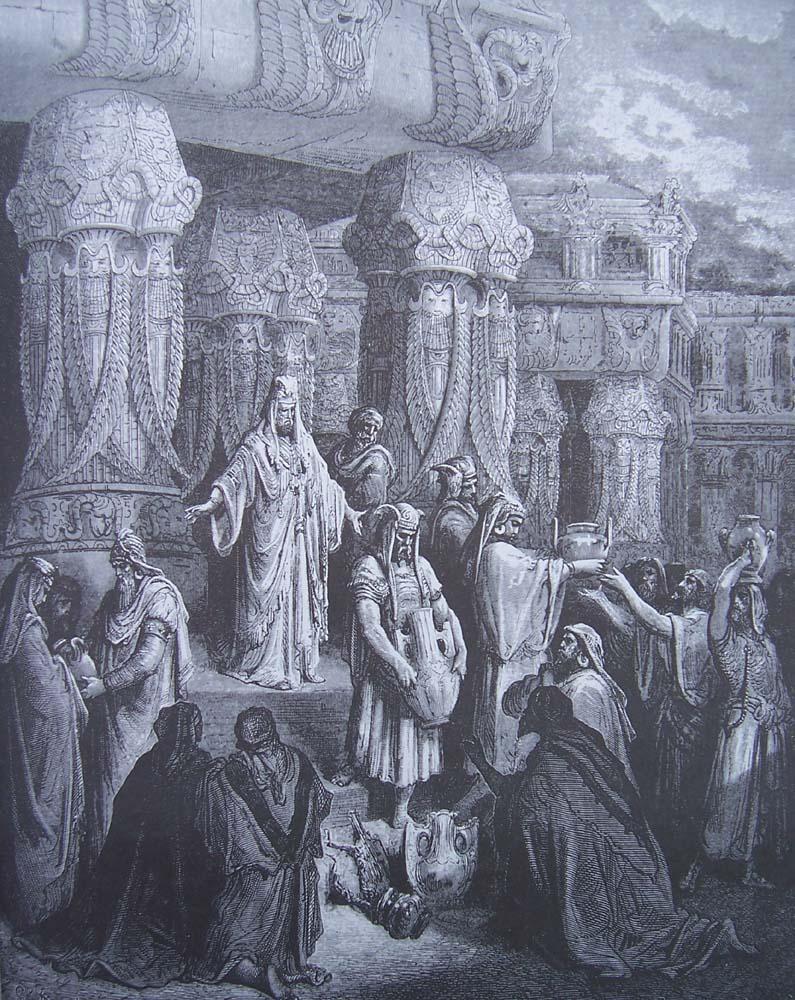 La Bible illustrée par Gustave Doré - Page 5 Gravu116