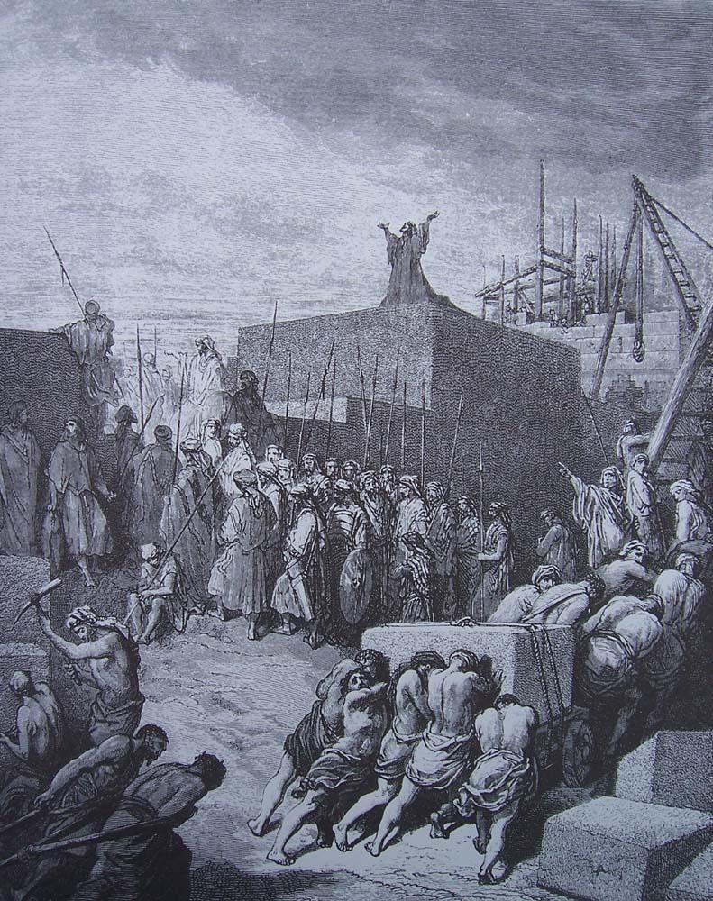 La Bible illustrée par Gustave Doré - Page 5 Gravu117