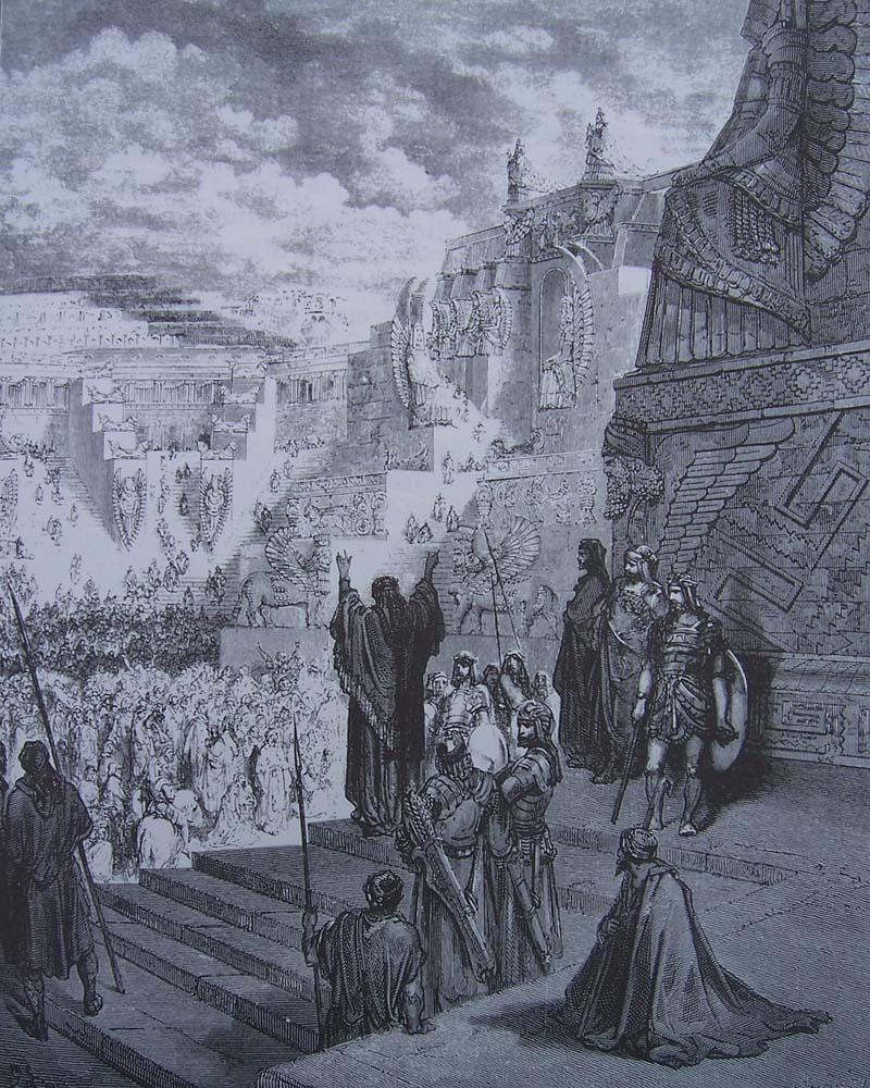 La Bible illustrée par Gustave Doré - Page 5 Gravu118