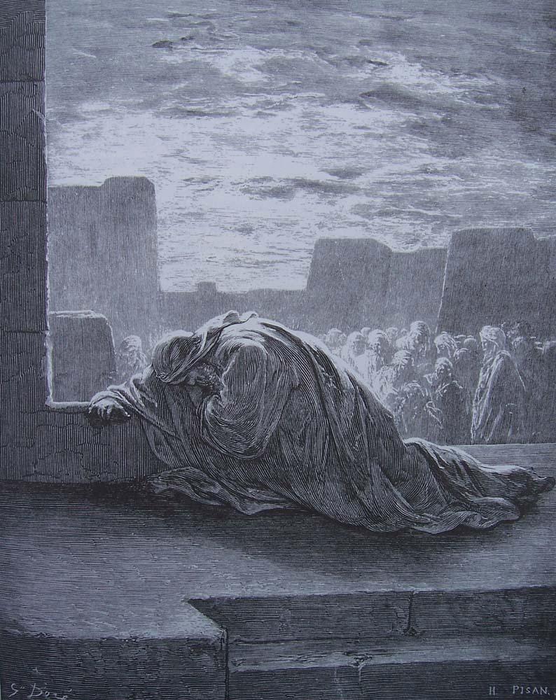 La Bible illustrée par Gustave Doré - Page 5 Gravu119