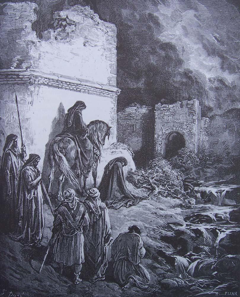 La Bible illustrée par Gustave Doré - Page 5 Gravu120