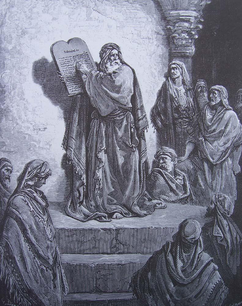 La Bible illustrée par Gustave Doré - Page 5 Gravu121