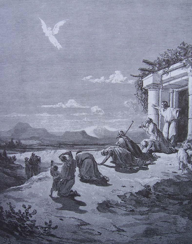 La Bible illustrée par Gustave Doré - Page 5 Gravu123