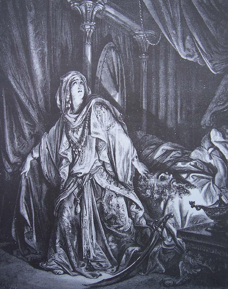 La Bible illustrée par Gustave Doré - Page 5 Gravu124