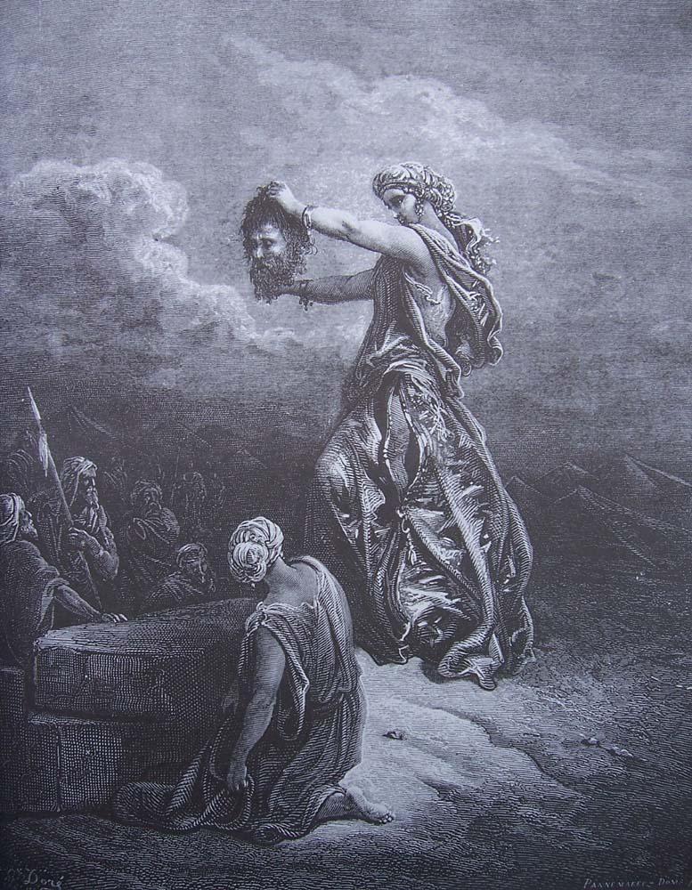 La Bible illustrée par Gustave Doré - Page 5 Gravu125