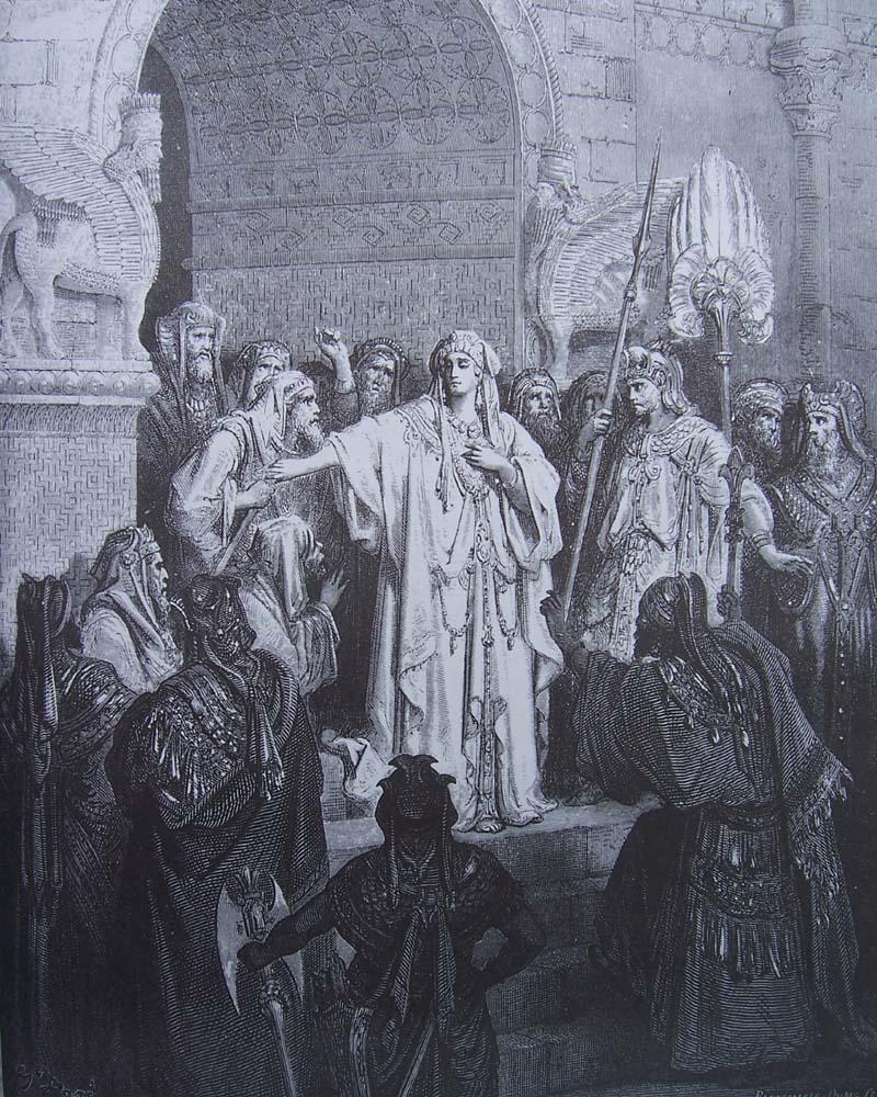 La Bible illustrée par Gustave Doré - Page 5 Gravu126