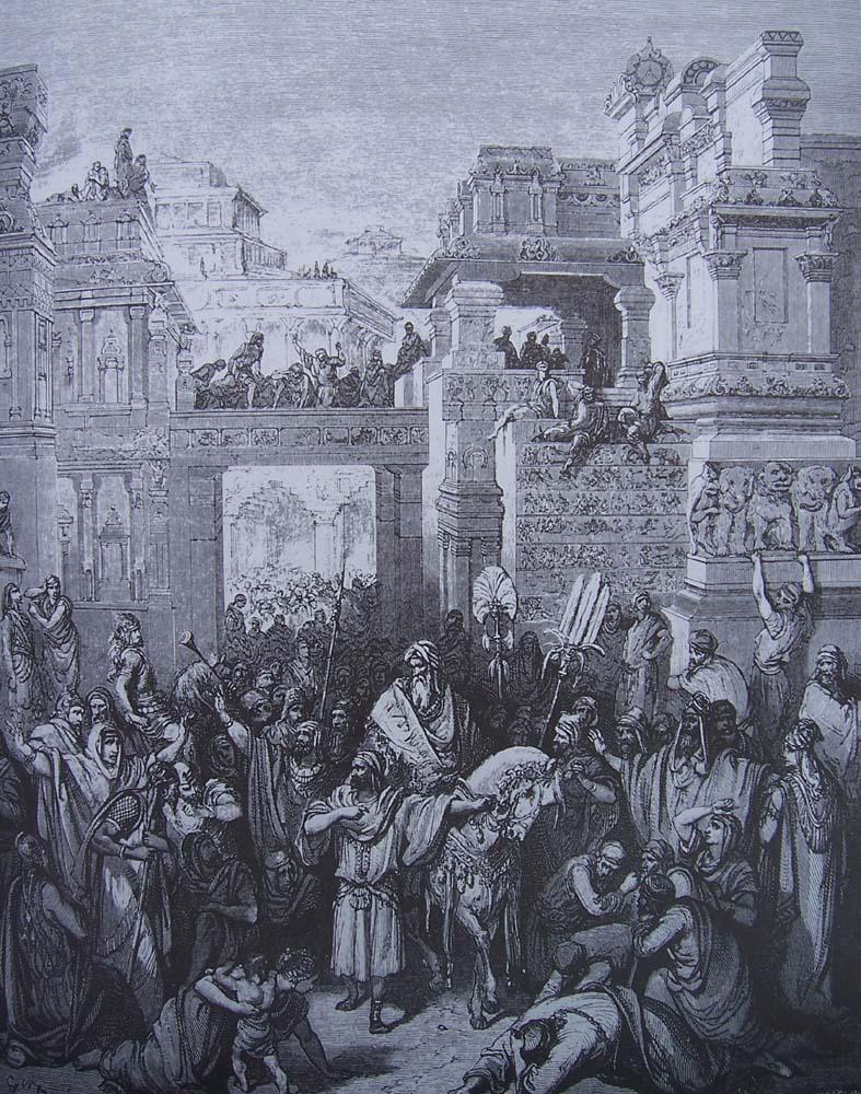 La Bible illustrée par Gustave Doré - Page 5 Gravu127