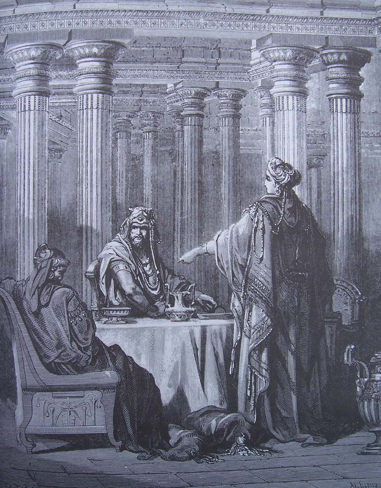 La Bible illustrée par Gustave Doré - Page 5 Gravu128