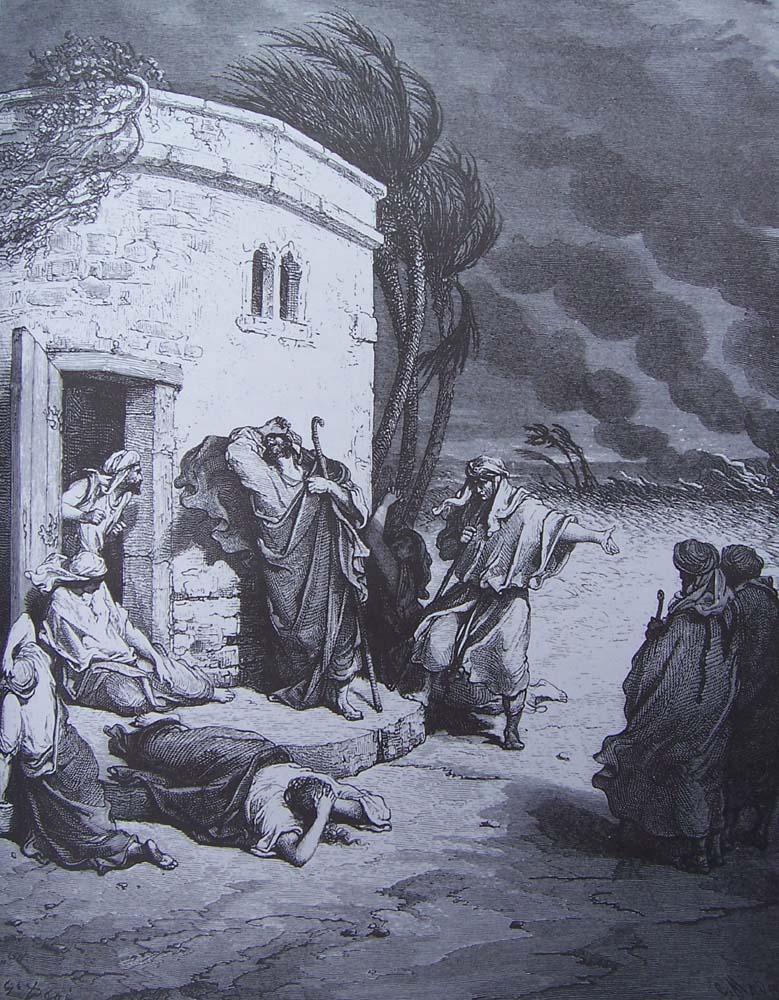 La Bible illustrée par Gustave Doré - Page 5 Gravu130