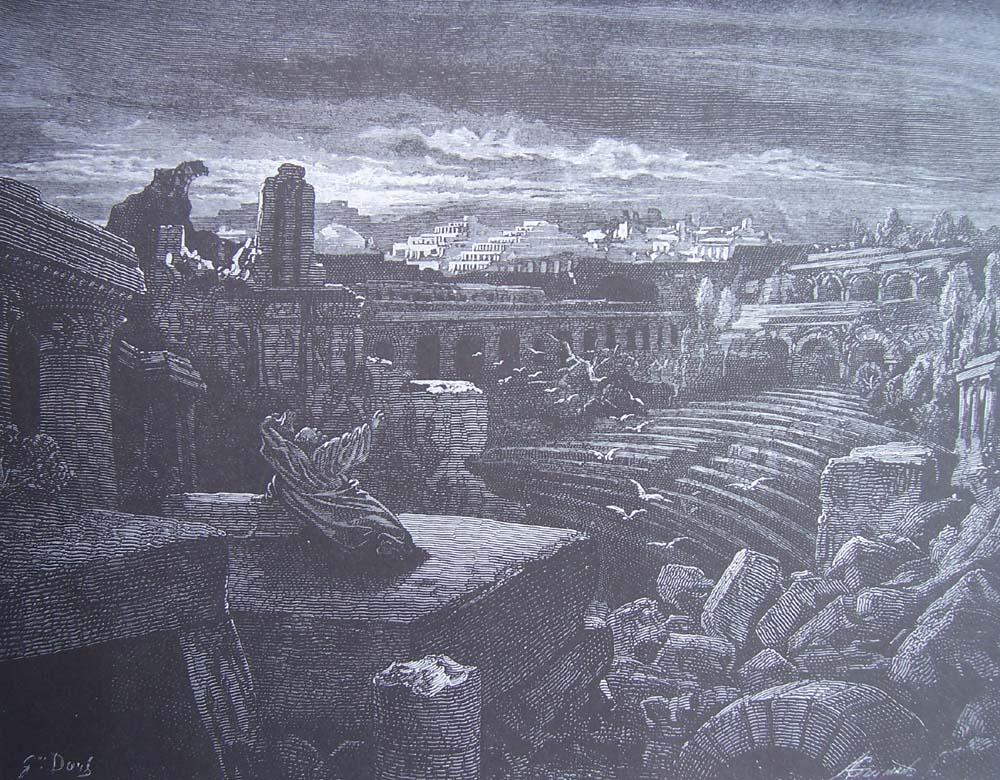 La Bible illustrée par Gustave Doré - Page 6 Gravu133