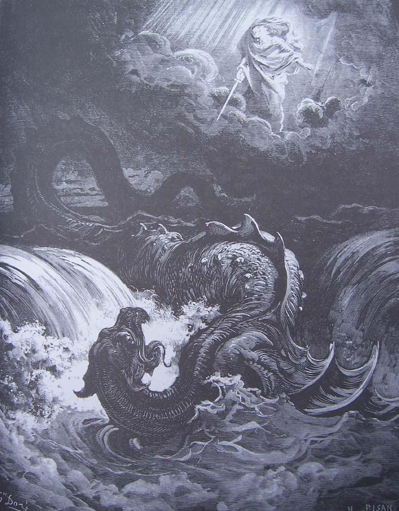 La Bible illustrée par Gustave Doré - Page 6 Gravu134