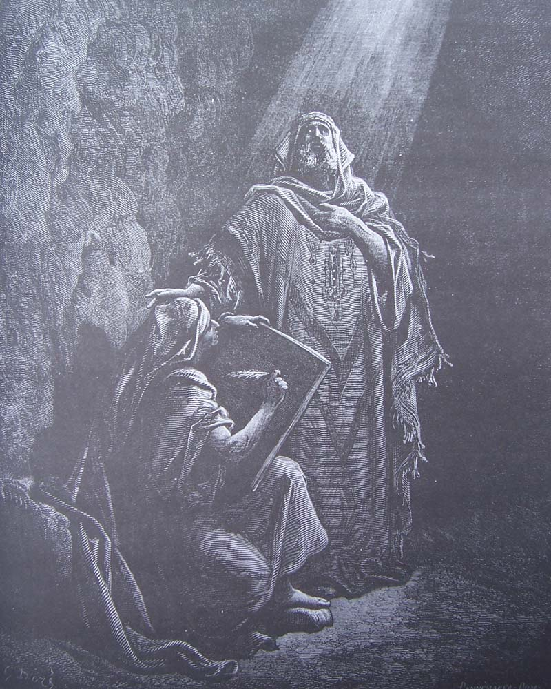 La Bible illustrée par Gustave Doré - Page 6 Gravu135