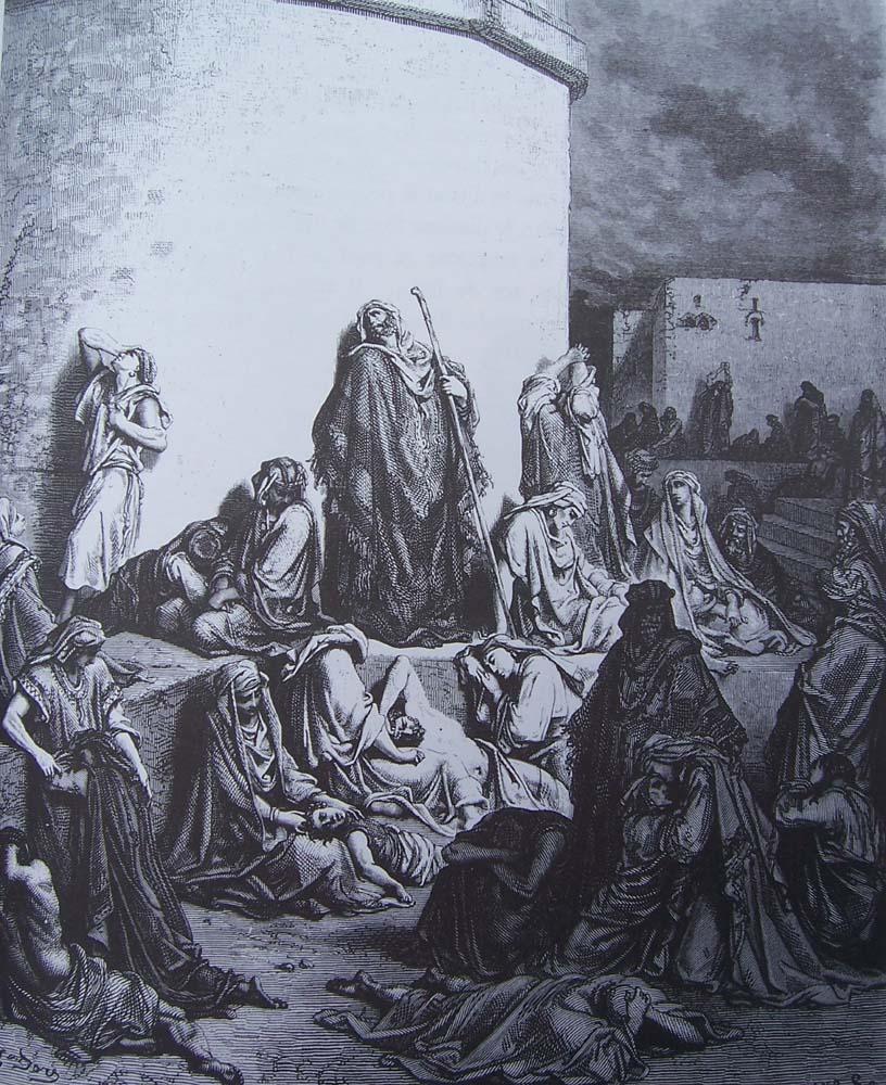 La Bible illustrée par Gustave Doré - Page 6 Gravu136