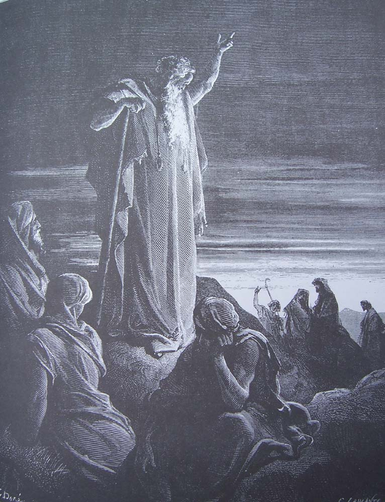 La Bible illustrée par Gustave Doré - Page 6 Gravu138