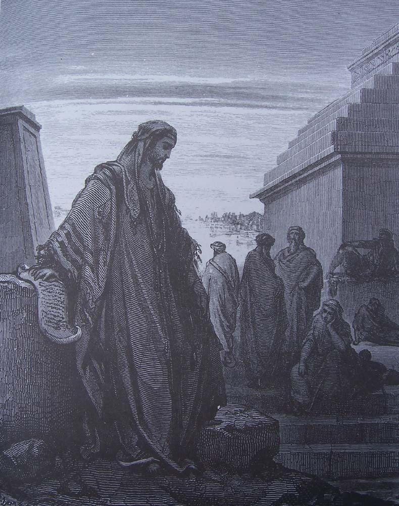 La Bible illustrée par Gustave Doré - Page 6 Gravu139
