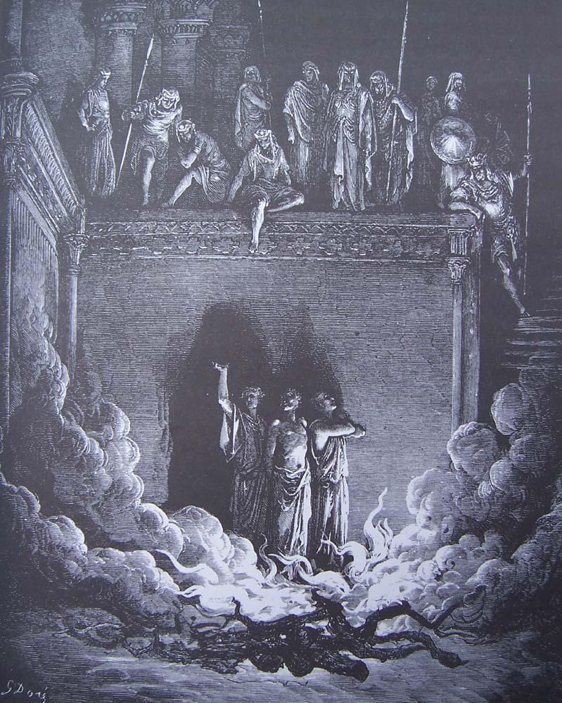 La Bible illustrée par Gustave Doré - Page 6 Gravu140